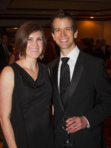 Austin Opera Serenata Wine Dinner & Auction Erica Nelsen John Nelsen