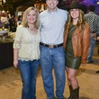3 Leslie Rogers, from left, with Matthew and Cambrey Rogers at the Cattle Barons Ball April 2014