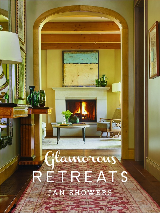 Glamorous Retreats Cover