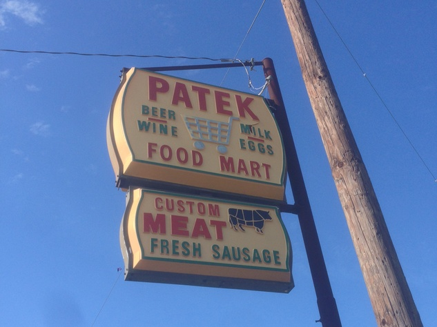 Patek Food Mart
