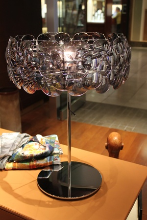 News_Robert Graham Store_Sunglass Lamp_May 2012