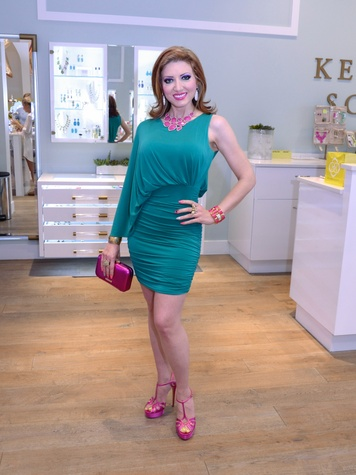News, Shelby, Style File, Yasmine Haddad, July 2014