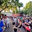 Houston, CultureMap Social, June 2015, patio