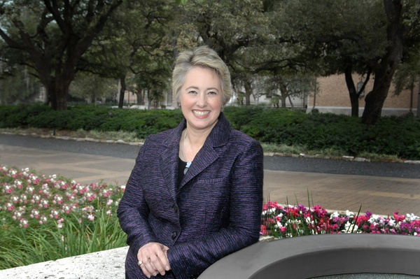 Mayor Annise Parker
