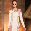 Fashion Week spring summer 2014 Christian Siriano Look 4