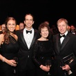 17 Katy and Tanner Flood, from left, and Wanda and Tom Zimmerman at Heart Ball February 2014