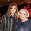 5019 Jaclyn Smith, left, and Sybil Roos at the Mission of Yahweh gala May 2014