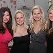12 CancerForward Houston Gala May 2013 Kristin Kaminsky, Kaylen Meserve, Meg Kamins, Allison Sample