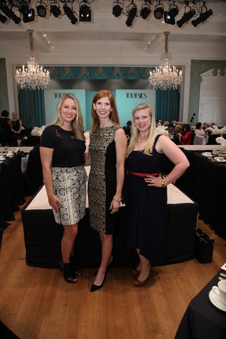 New, Shelby, Junior League Fall Luncheon, Sept. 2014, Christina Stith