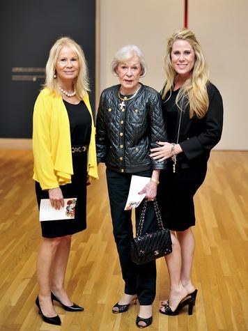 Pebble McGehee, Faye Briggs, Joani White, art in bloom
