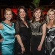 Vanessa Sendukas, from left, Alicia Smith, Elizabeth Stein and Ann Carl at the Winter Ball January 2015