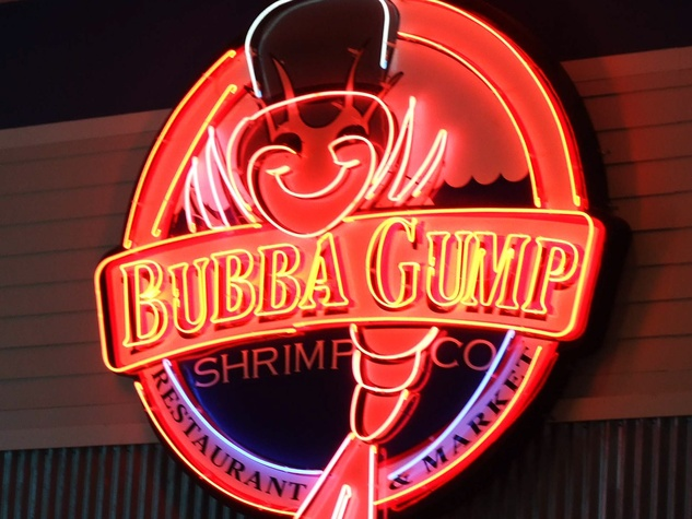 News_Bubba Gump Seafood Co.