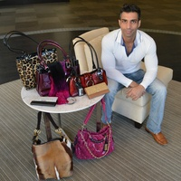 Dallas accessories designer Bobby Schandra