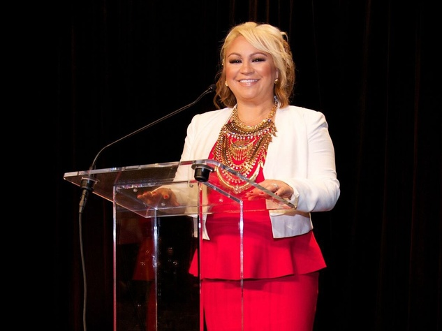 Montgomery County Go Red for Women 2015 Monette Smith