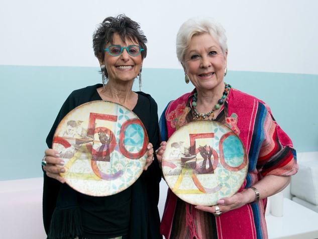 Gail Sachson, Patricia Meadows