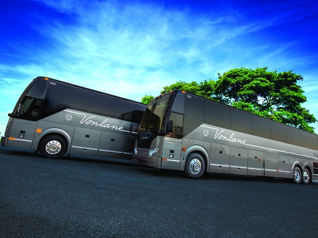 Luxury Motor Coach Expands Commuter Service From Dallas To