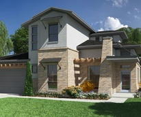 Whisper Valley house rendering