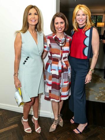 Jennifer Karol, Cynthia Calabrese, Julie Hawes, Art Ball Tea