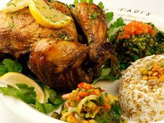 Fadi's Mediterranean Grill, Restaurant, Buffet