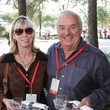 2367 Susan and Wayne Lapham at the Risotto Festival November 2013