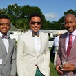 13 Houston Health Museum Young Professionals polo May 2013 Mikhail Kebede, Bronson Woods, Alias Johnson