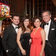 5 David Cordúa, from left, Sylia Gallegos and Lucia and Michael Cordúa at Heart Ball February 2014