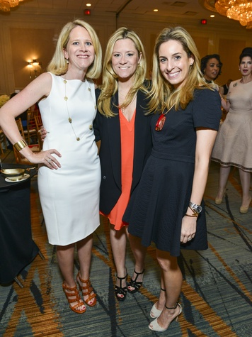 20 at the Best Dressed luncheon March 2014