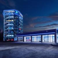 Carvana vending machine San Antonio