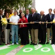 20 Downtown Bicycle Park Connector two-way bike track March 2015 ribbon cutting