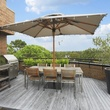 13 On the Market 21 Briar Hollow 802 penthouse with rooftop garden June 2014 terrace