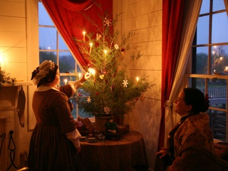 Christmas on the Brazos