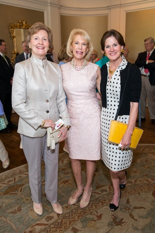 Houston, News, Shelby, Depelchin Children's Center Luncheon, May 2015, Shelby Jones, Leslye Weaver, Judy Tate