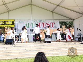 The Nigerian American Multicultural Council presents Afrifest