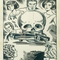 """Between Love & Madness: Mexican Comic Art from the 1970s"" opening reception"
