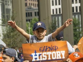 """Eye on Houston: High School Documentary Photography"" opening day"