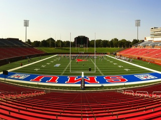 Gerald J. Ford Stadium at SMU
