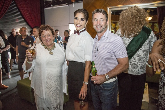 News, Shelby, Legacy Mint Julep party, July 2015, Michelle Homer, Lisa Foronda, Greg Harper