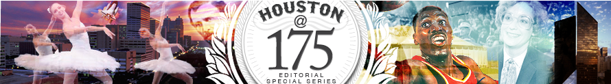 Houston at 175
