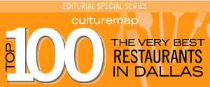 Top 100 Restaurants in Dallas 2016